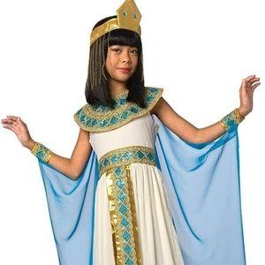 NEW! Cleopatra Deluxe Costume Child